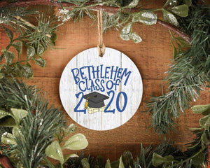Bethlehem Class of 2020 Ornament - Doodles by Rebekah