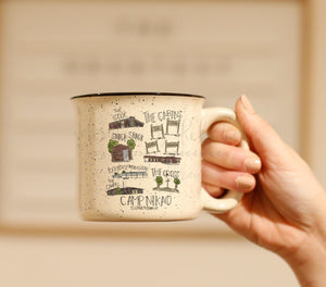 Camp Nikao Coffee Mug