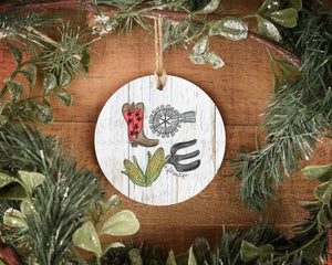 #farmlife Ornament - Ornaments