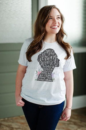 Women Empowerment Tee - Doodles by Rebekah