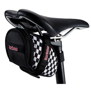 Fast Time Checkered Saddle Bag (SizeXL)