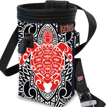 Load image into Gallery viewer, Turtle Chalk Bag Krieg climbing chalkbag