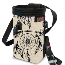 Load image into Gallery viewer, Dream Catcher chalk bag Krieg Climbing