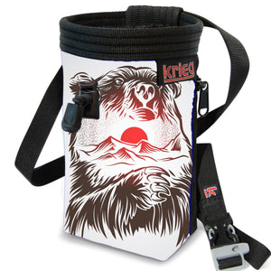 Mountains Bear chalk bag Krieg Climbing