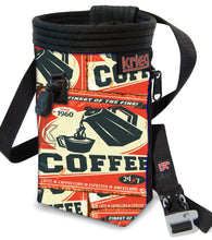 Load image into Gallery viewer, Coffee 24 7 Climbing Chalk Bag Krieg