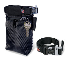 Load image into Gallery viewer, Hex Honeycomb Climbing Chalk Bag