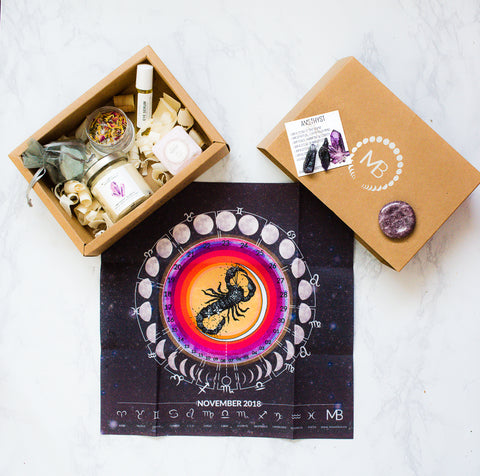 Moon Box Spirit Daughter holiday gift guide