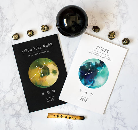 How to use the Moon Workbooks — Spirit Daughter