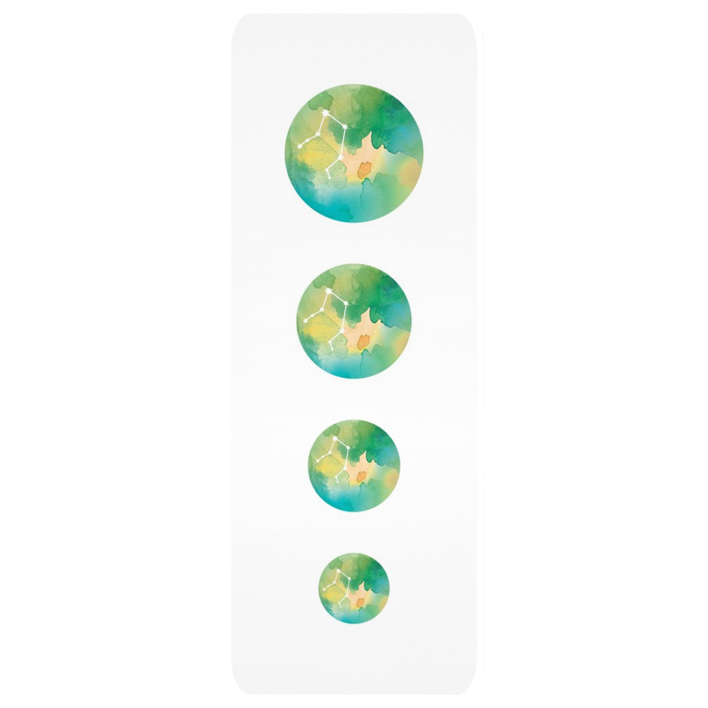 Libra Moon Yoga Mat