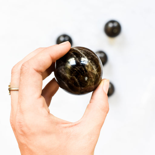 Smokey Quartz Sphere