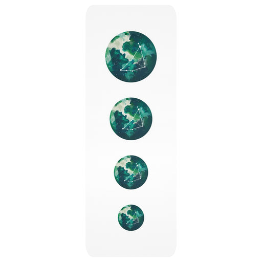 Capricorn Moon Yoga Mat