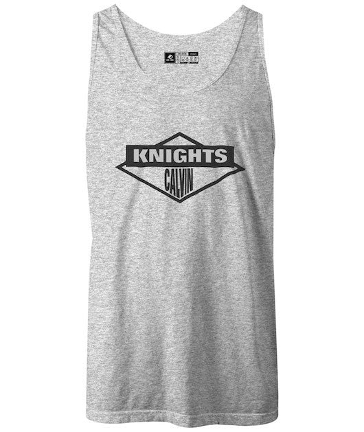 Tank Top  Beastie Boys Calvin College Charcoal Heather Gray T-Shirt