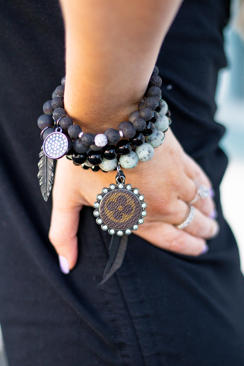 Only The Finest Bracelet, Black