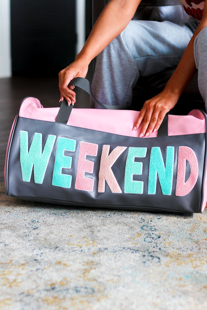 Weekend Getaway Duffle, Multi