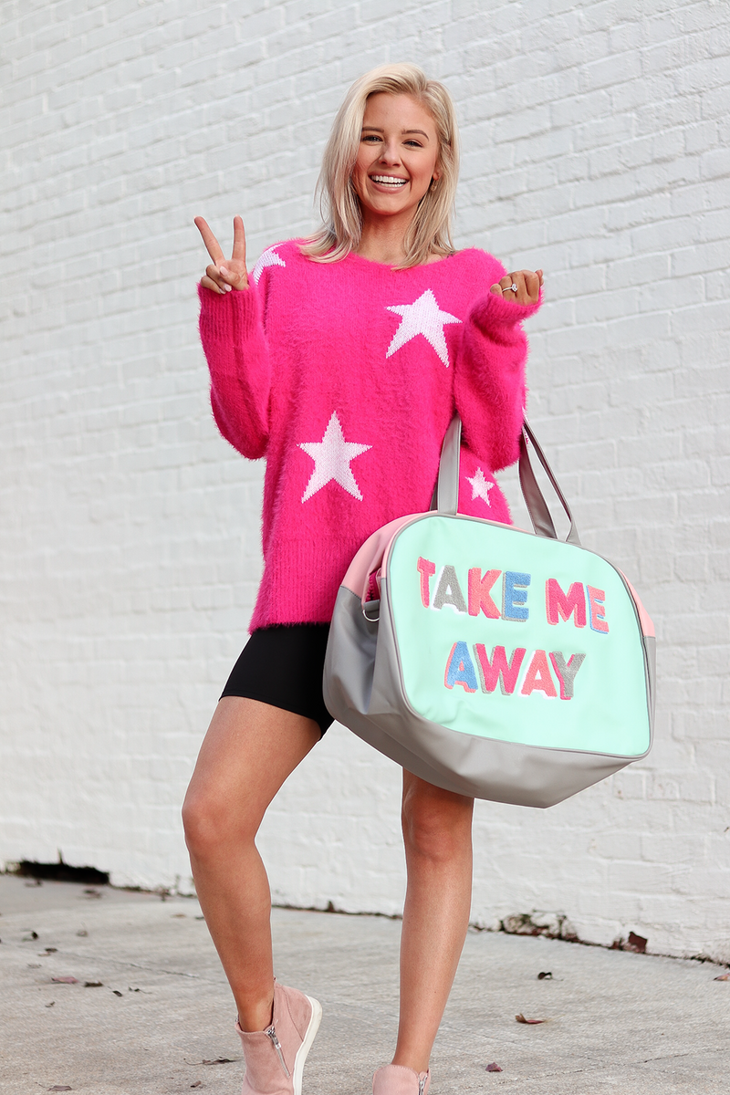 Take Me Away Duffle, Multi