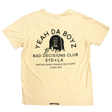 Load image into Gallery viewer, BD CLUB TEE ~ PEBBLE