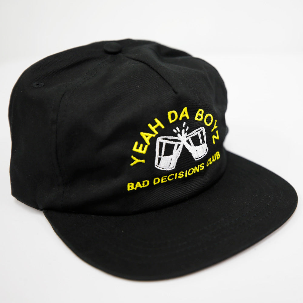 BD CLUB ~ UNSTRUCTURED 5 PANEL