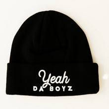 Load image into Gallery viewer, YDB BEANIE ~ BLACK