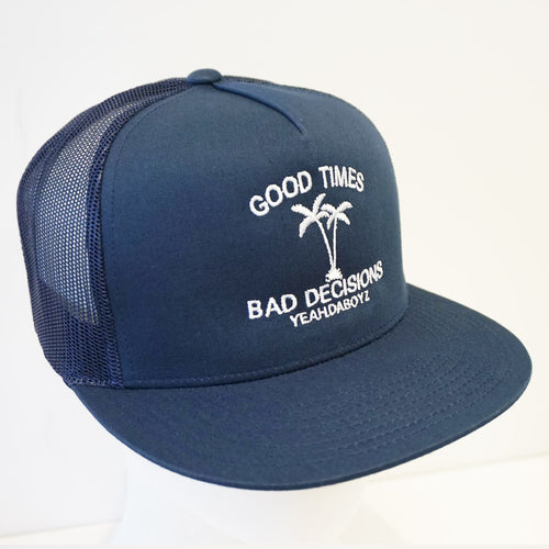 Cali Trucker ~ Navy