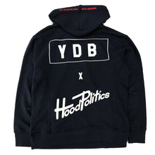 Load image into Gallery viewer, HOOD POLITICS X YDB COLLAB ~ NAVY