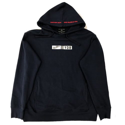 HOOD POLITICS X YDB COLLAB ~ NAVY