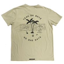 Load image into Gallery viewer, NO BAD DAYS TEE ~ OLIVE