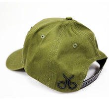 Load image into Gallery viewer, YEAH DA BOYZ BASEBALL CAP ~ ARMY