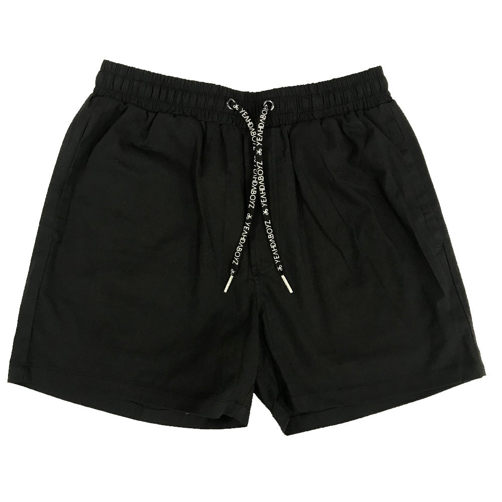 CLEAN SHORTS ~ BLACK