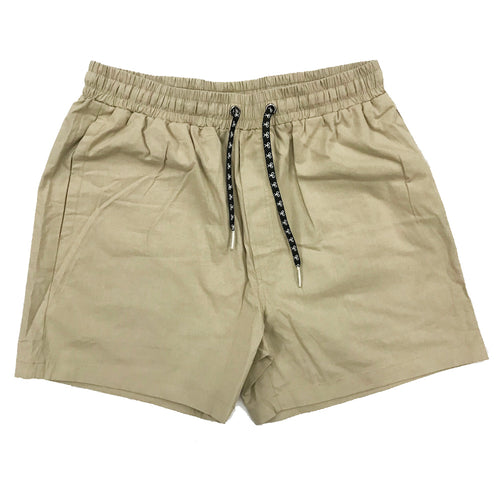 CLEAN SHORTS ~ TAN