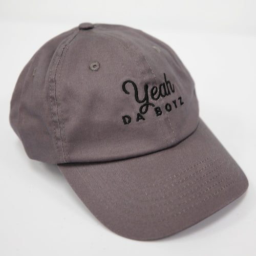 YEAH DA BOYZ DAD HAT ~ COAL