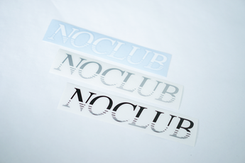 NOCLUB ORIGINAL DIECUT DECAL