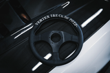 VERTEX x NIGHTRUNNER COLLABORATION SEMI-FLAT TYPE STEERING WHEEL