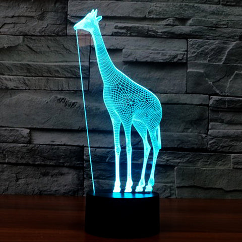 Best night light giraffe night light