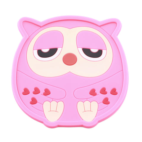 Cute Owl Mug Coaster