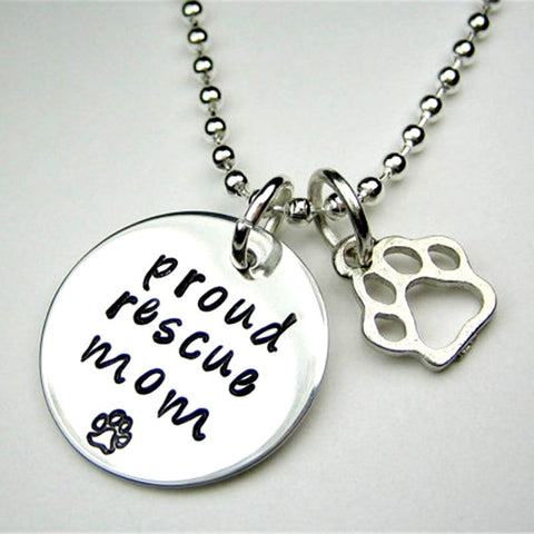 Animal jewelry necklace