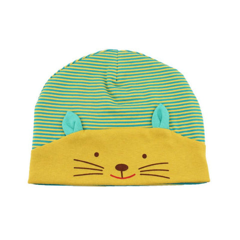 Kids Cat Beanie (5 Colors)