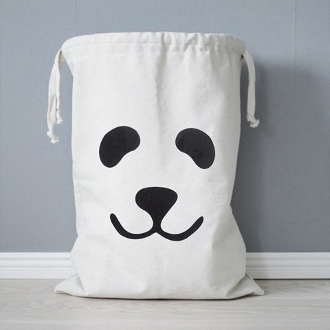 Panda Toy / Bedroom Bag