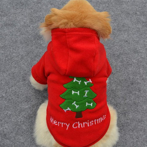 Snuggly Christmas Dog Jumper