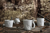 Eco-Friendly Forest Animal Mugs