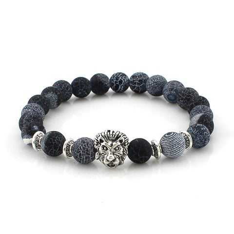 Hot Lion Buddha Beads Bracelets