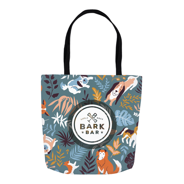 Bark Bar Tote Bag