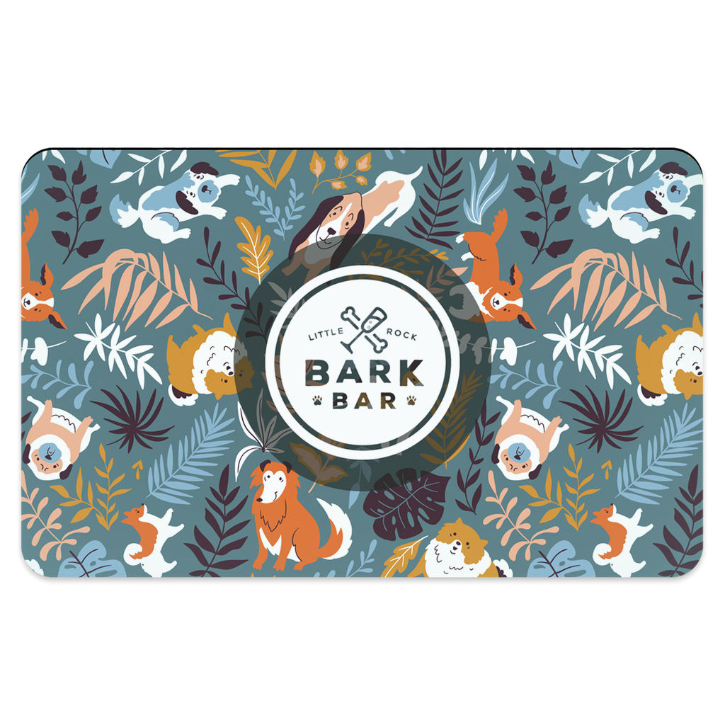 Bark Bar Pet Placemat