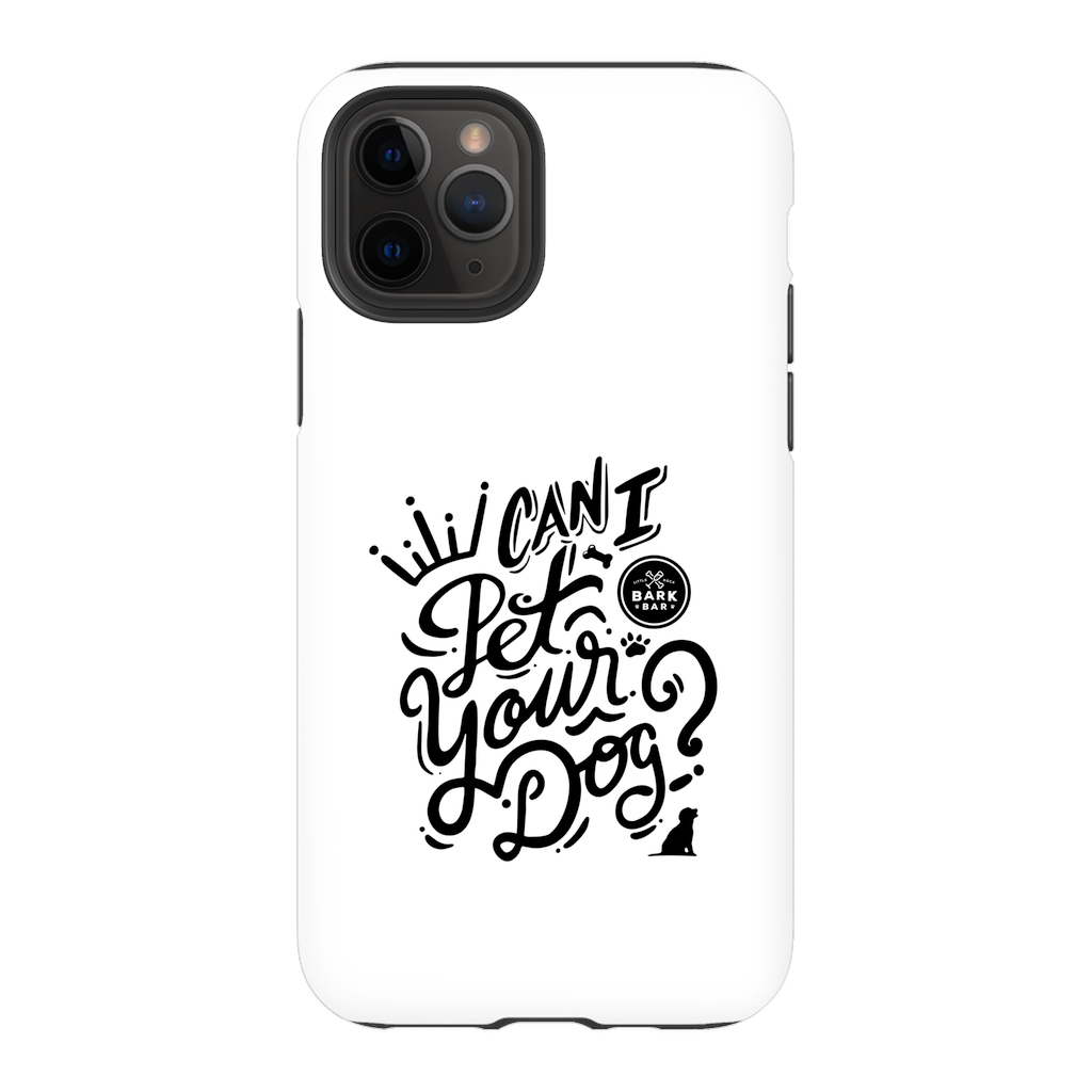 Can I Pet Your Dog? Phone Cases