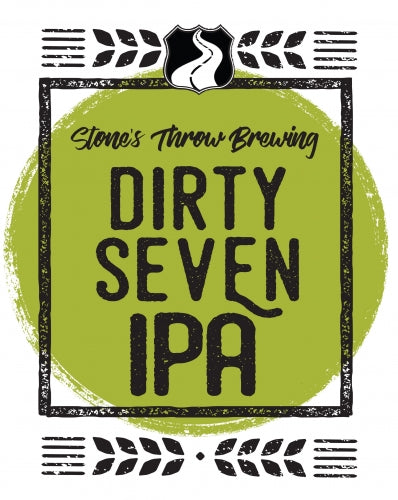 Stone's Throw Dirty Seven IPA