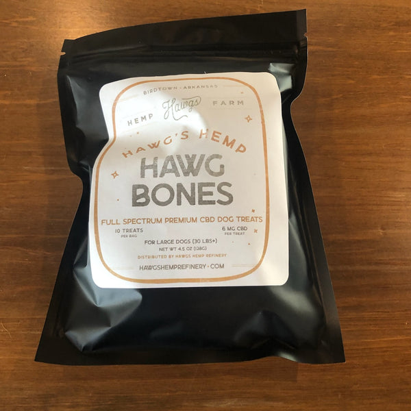 Hawg Bones Dog Treats