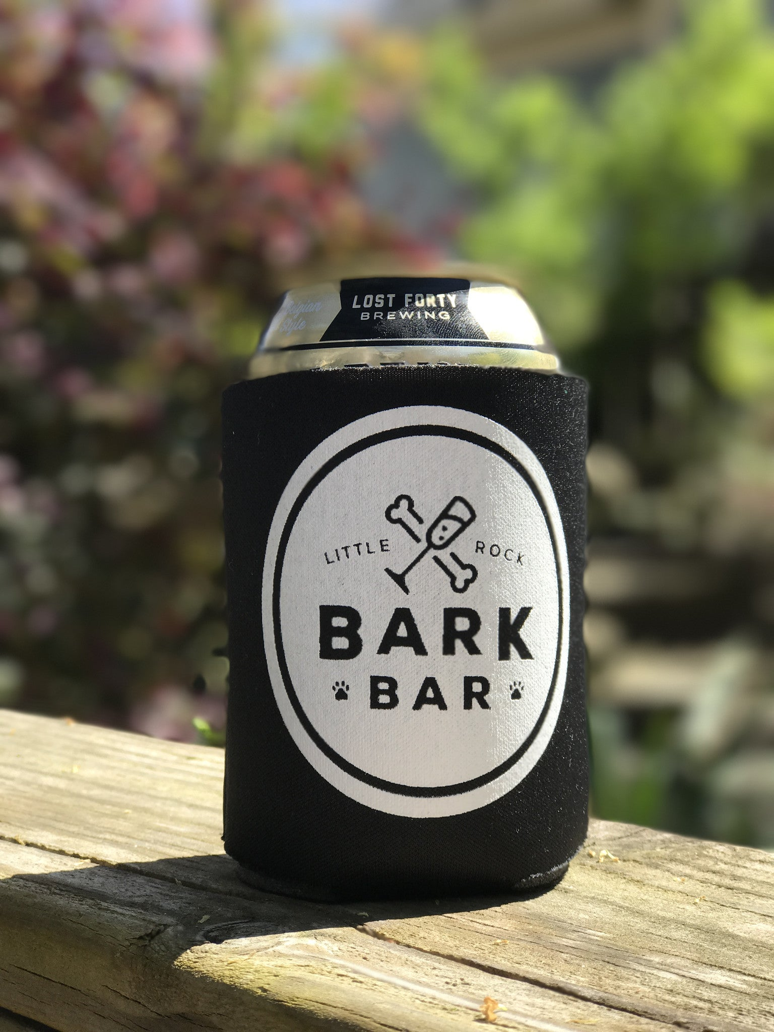 Bark Bar Koozie