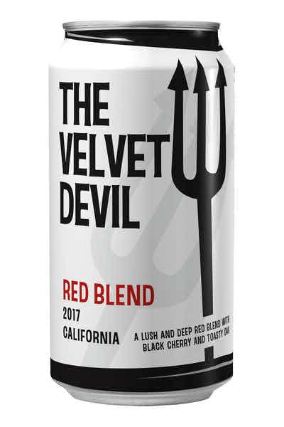 Charles Smith The Velvet Devil Red Blend Can