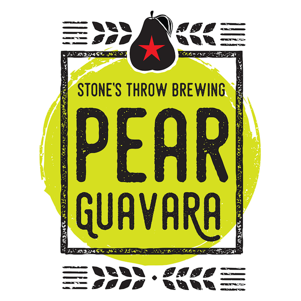 Stone's Throw Pear Guava Cider