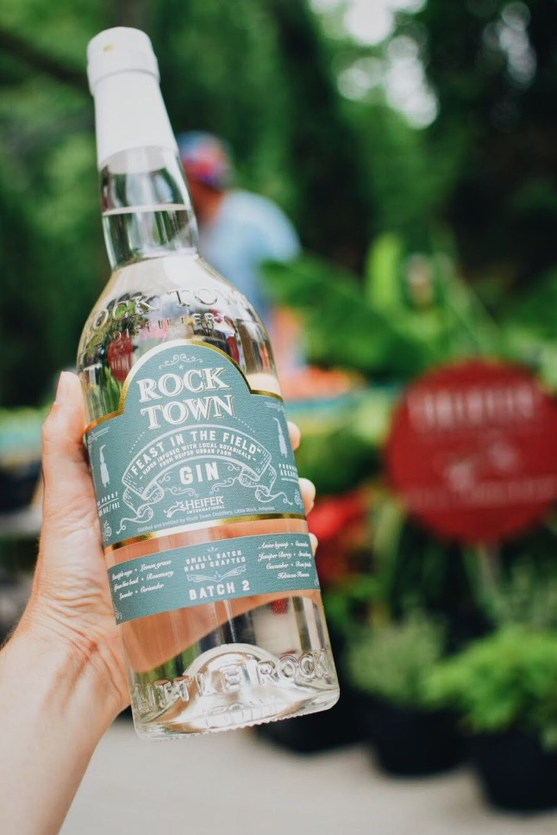 Rock Town Feast in Field Gin