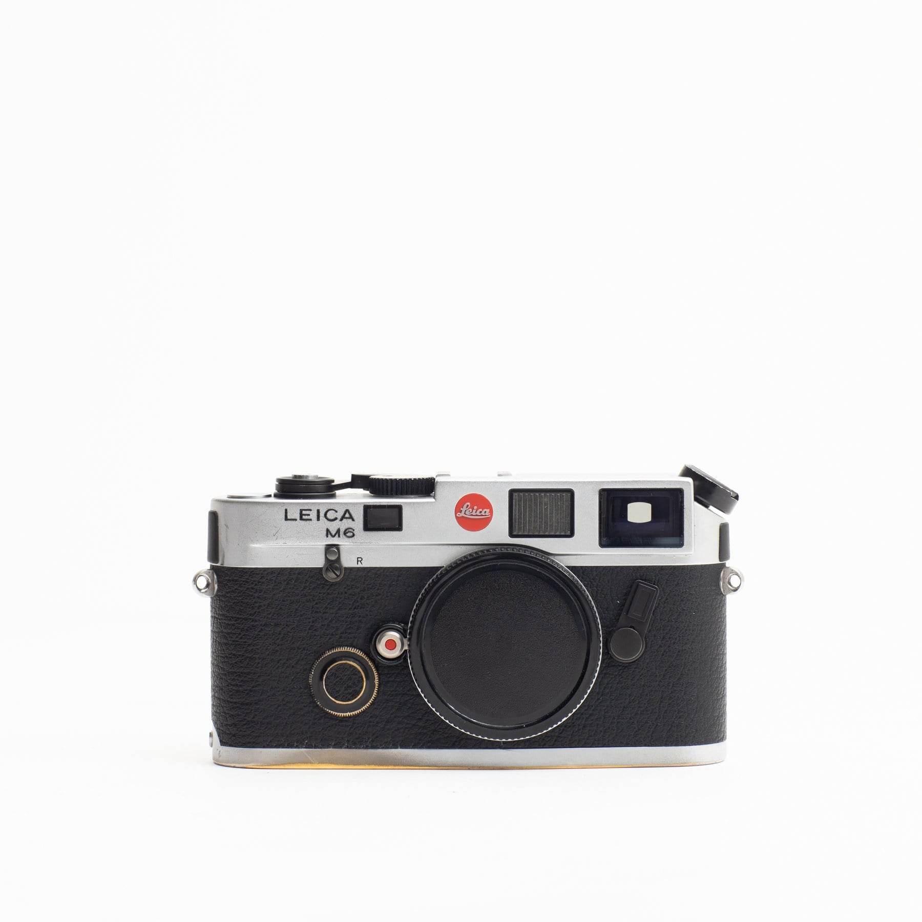 --Leica M6 Panda with Brassing no. 1773871 (Body Only)--